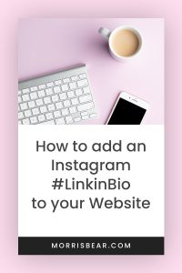 Free Alternative to Linktree - How to add an Instagram Link Tree to your Website for Free!